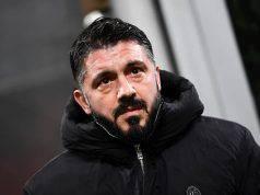Gennaro Gattuso Milan Torino