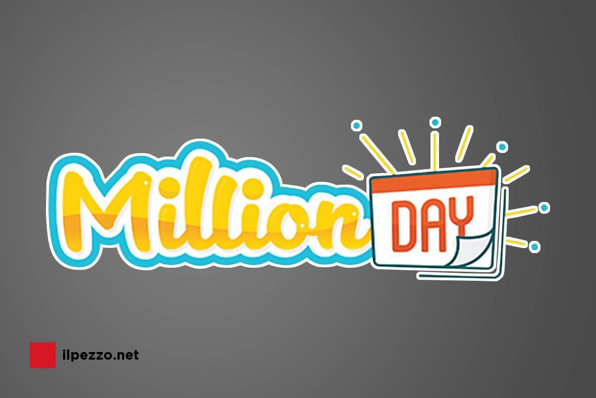 Million Day di oggi 5 febbraio 2019