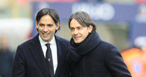 Simone Inzaghi Pippo Inzaghi