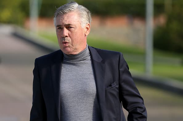 Ancelotti Carlo Milan Napoli