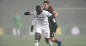 Tiemoué Bakayoko Bologna-Milan