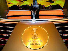 Europa League Draw Sorteggio