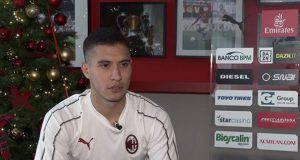 Jose Mauri AC Milan