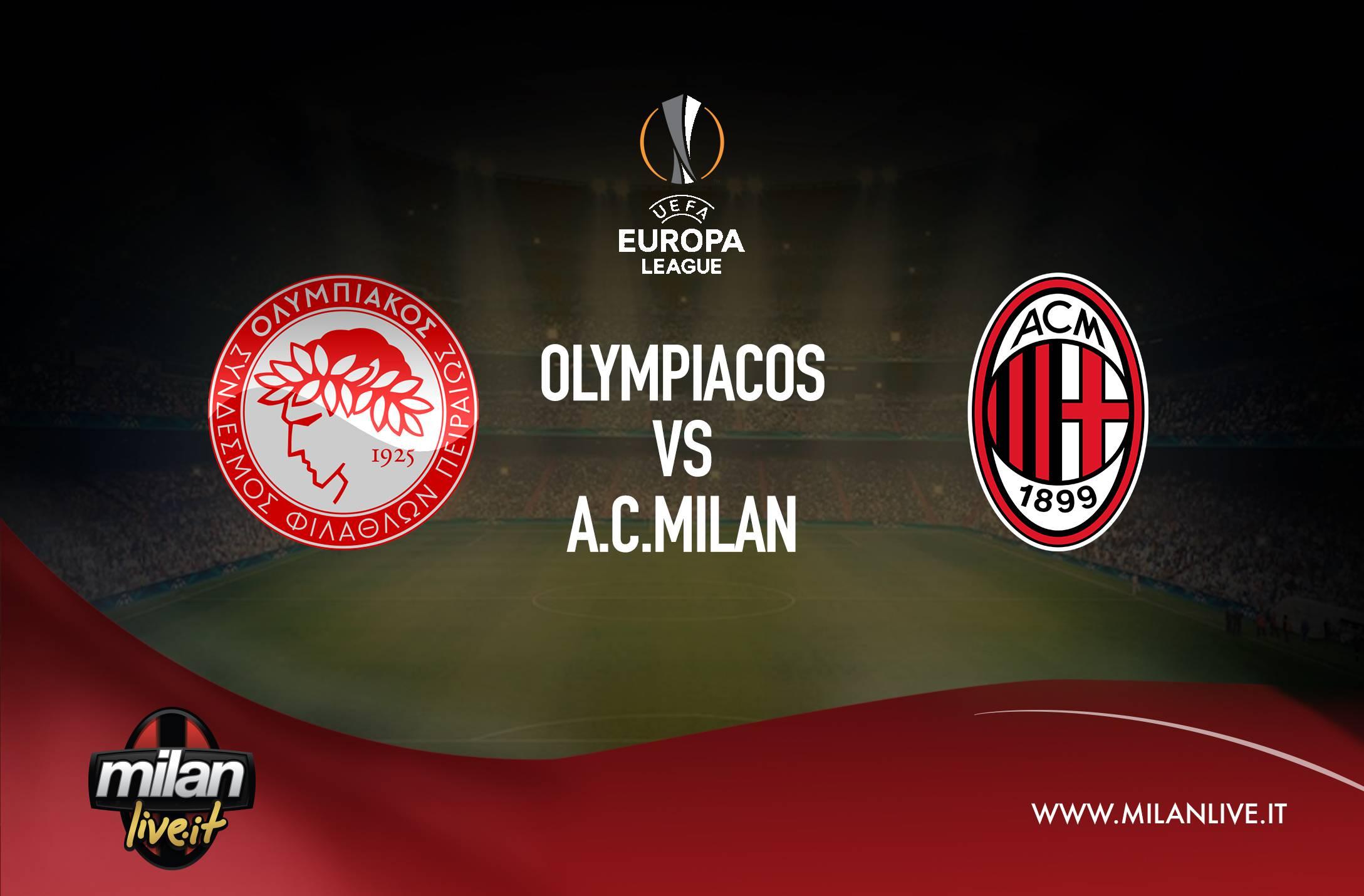 Olympiacos Milan