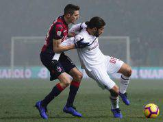 Ricardo Rodriguez Bologna Milan