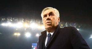 Carlo Ancelotti Milan-Napoli
