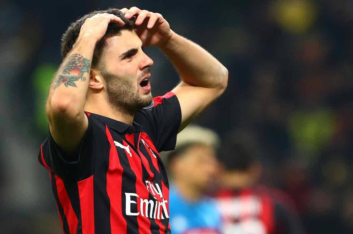 Mercato Milan: Cutrone in uscita, costa 25 milioni