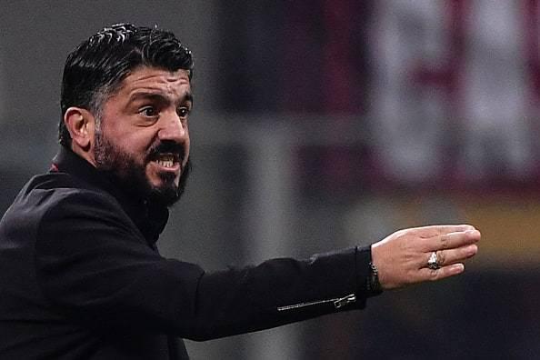 Gattuso Gennaro AC Milan