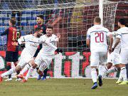 Fabio Borini gol Genoa-Milan