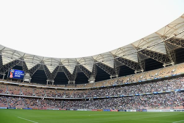 King Abdullah Sports City Stadium