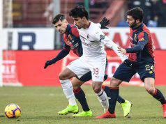 Paqueta Lucas Genoa Milan