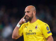 Pepe Reina AC Milan