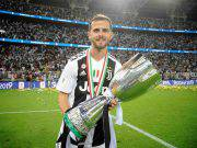 Miralem Pjanic post Instagram