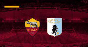 Roma Entella Coppa Italia