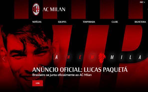 Milan, Paquetà è arrivato a Milano:
