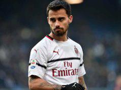 Jesus Suso jesus AC Milan Genoa