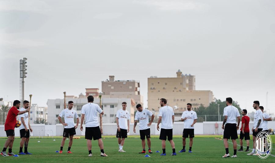 Lunedì Milan senza tre giocatori e Gattuso