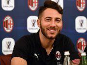 Andrea Bertolacci AC Milan