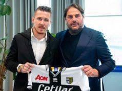 Juraj Kucka Daniele Faggiano Calciomercato Parma Milan