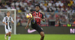 kessie franck Juventus Milan