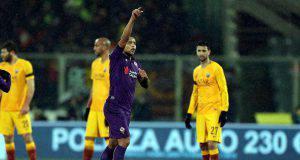 Luis Muriel Fiorentina Roma