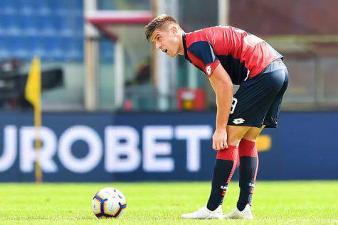 Krzysztof piakek genoa calciomercato milan
