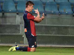 piatek calciomercato AC Milan Genoa