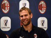 Ivan Strinic AC Milan