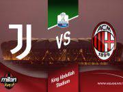 Juventus-Milan Supercoppa 2019