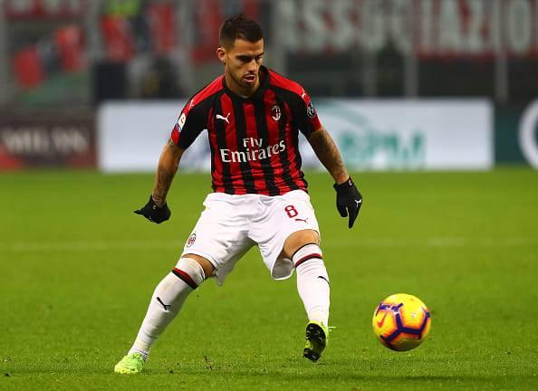 Jesus Suso AC Milan
