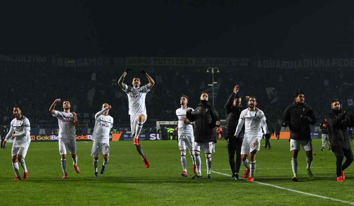 AC Milan Atalanta