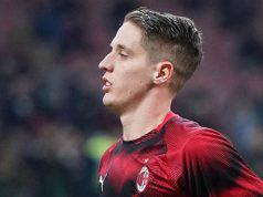 Andrea Conti AC Milan