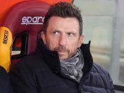 Eusebio Di Francesco Roma Milan