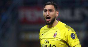 Gigio Donnarumma AC Milan