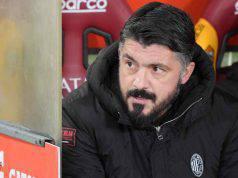 Gennaro Gattuso Roma Milan