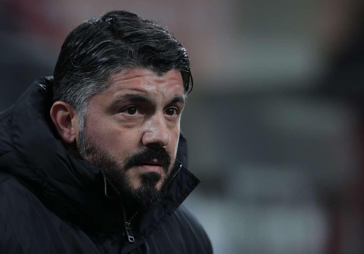 Gennaro Gattuso Milan Empoli