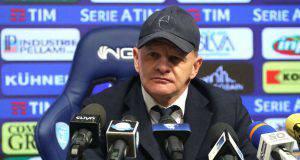 Giuseppe Iachini - conferenza stampa Empoli