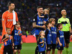 Mauro Icardi Handanovic Inter