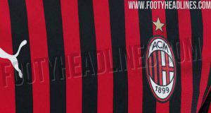 Milan maglia Puma 2019 2020