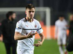 Krzysztof Piatek Atalanta Milan