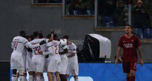Roma-Milan 1-1