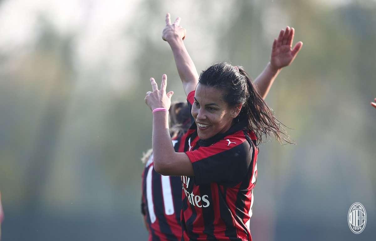 Thaisa Milan femminile