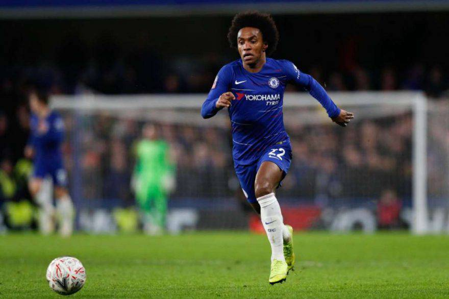 Willian Chelsea Calciomercato