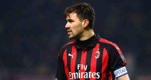 Alessio Romagnoli AC Milan