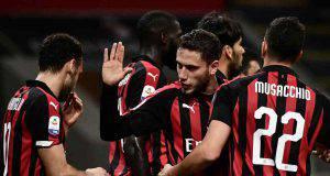 AC Milan Sassuolo