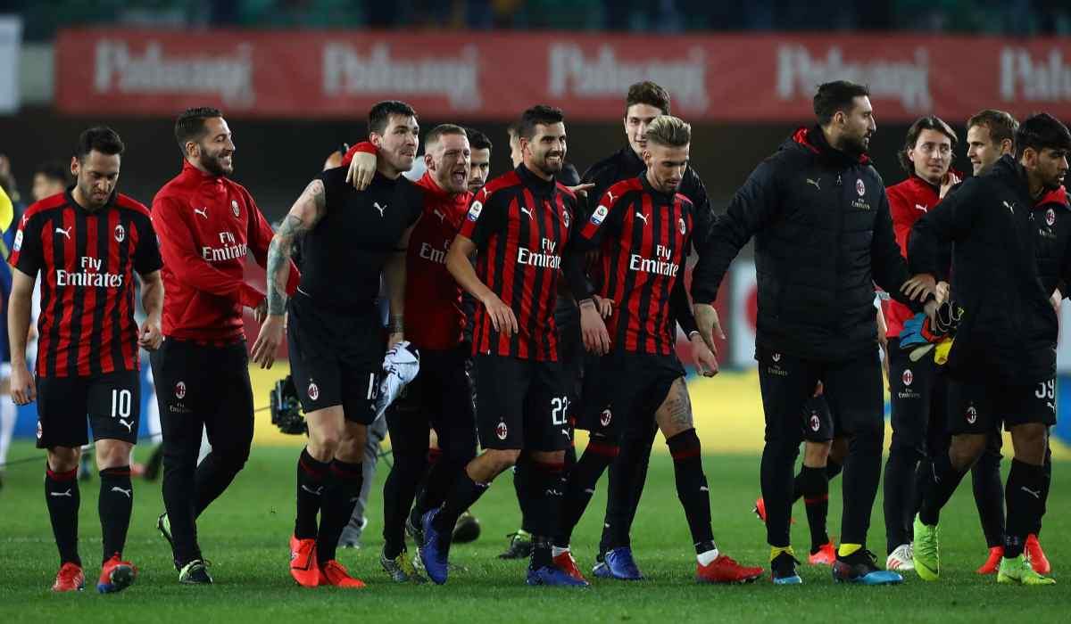Chievo Verona AC Milan