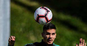 Andre Silva Sevilla AC Milan