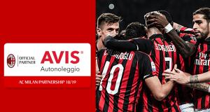 Avis Italia AC Milan