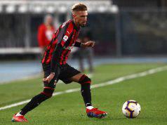 Samuel Castillejo AC Milan