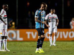 Everton Sousa Soares Gremio Milan